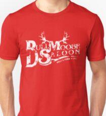 Bull Moose Saloon - NYC Unisex T-Shirt