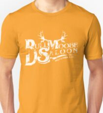 Bull Moose Saloon - NYC Unisex T-Shirt