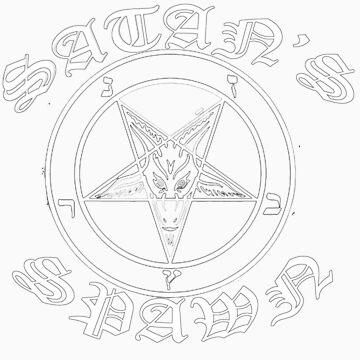 Satan's Spawn by rleahy
