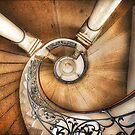 St Luke's Spirals by Luke Griffin