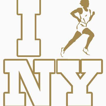 I Run NY by SeekBrothers