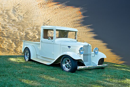 1934 Ford Pick-Up ll by DaveKoontz