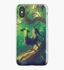 Acid Panther Illustrative iPhone Case/Skin
