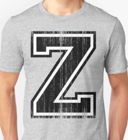 Big Varsity Letter Z T-Shirt
