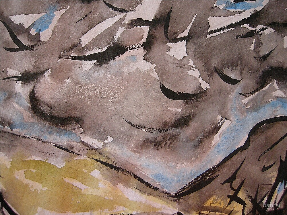 a cloud's smile... by banrai