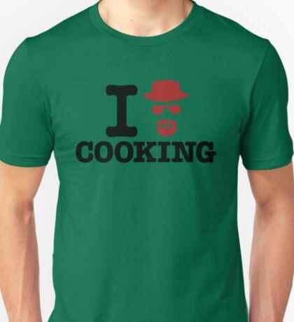 Heisenberg - I love cooking T-Shirt