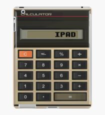 Retro Calculator Ipad Case iPad Case/Skin