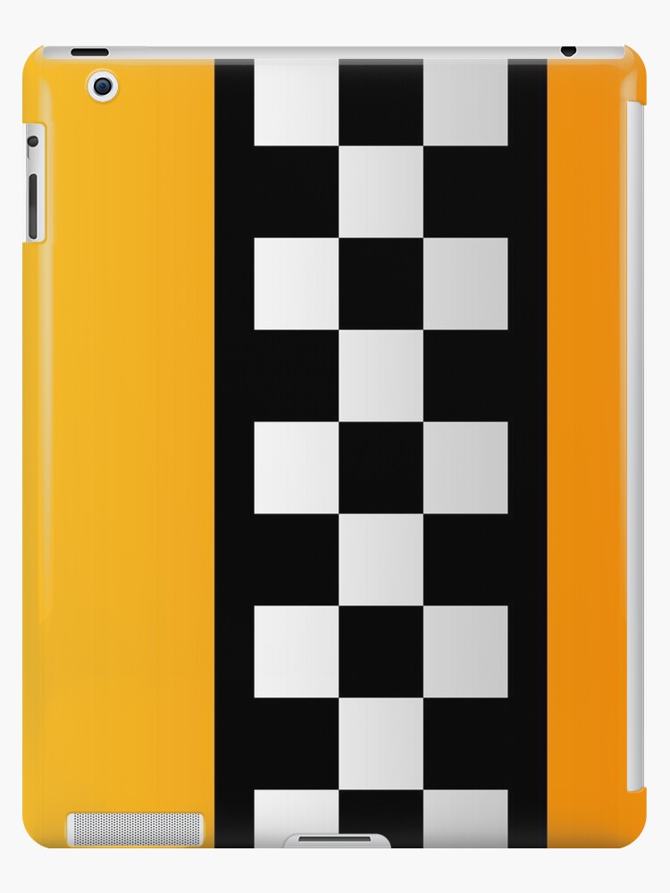 New York Taxi Ipad Case by dgoring