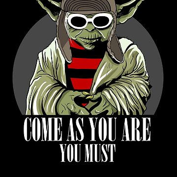 Come As You Are You Must by Grunger71
