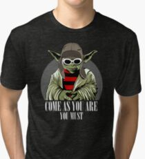 Come As You Are You Must Tri-blend T-Shirt