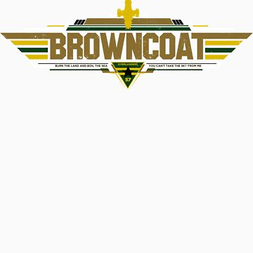 Browncoat Crest by girardin27