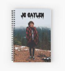 Cuaderno de espiral Jc Caylen Woods
