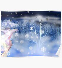 Winter Spirit Poster