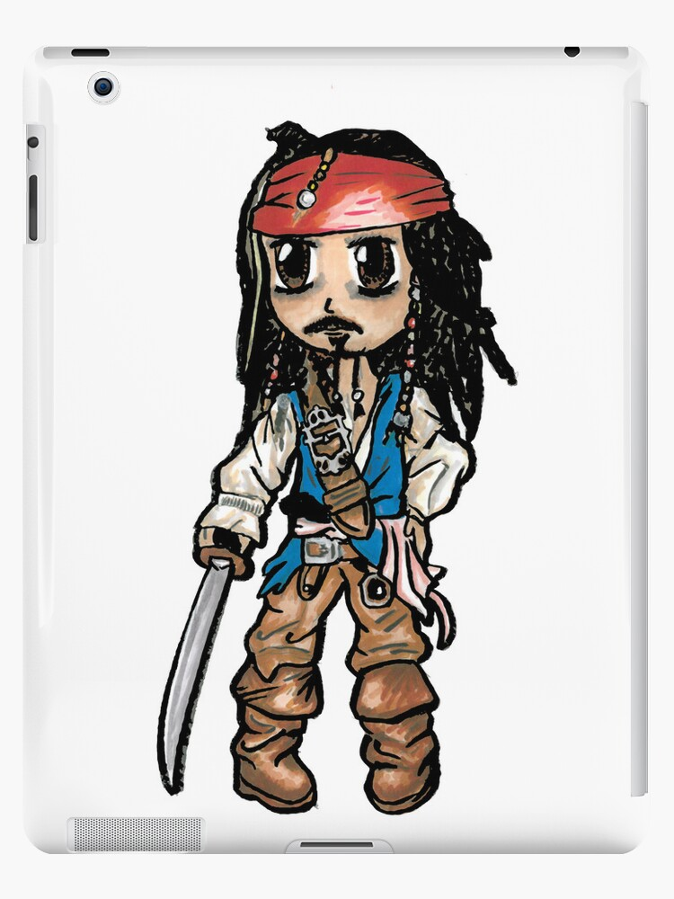 Captain Jack Sparrow by Tony Heath
