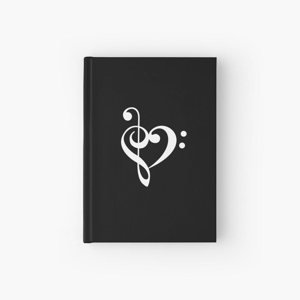 ¡Amo la música! Cuaderno de tapa dura