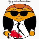 Mr. Orange (Mr. Men versus Reservoir Dogs) by mess