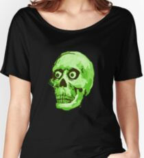 CREEP II (green) Women's Relaxed Fit T-Shirt