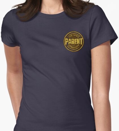 Certified Parent Badge T-Shirt
