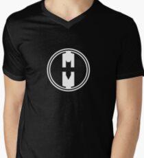 Batsignal Men's V-Neck T-Shirt