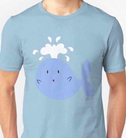 Little Blue Whale  T-Shirt