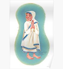 Mutter Teresa Poster