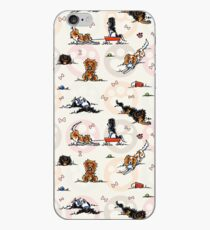 Puppy Playtime In For A Treat iPhone Case