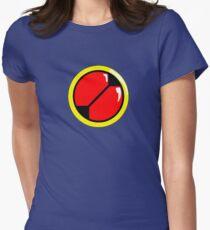 Megaman Battle Network Women's Fitted T-Shirt