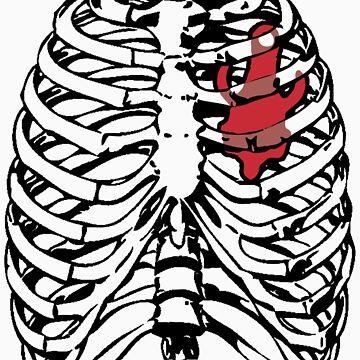 Heartbeat: Samulet by hawkandjackal