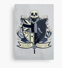 Consultant's Crest - Prints, Stickers, iPhone & iPad Cases Metal Print