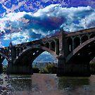 Wrightsville Bridge by Natalie Bollinger