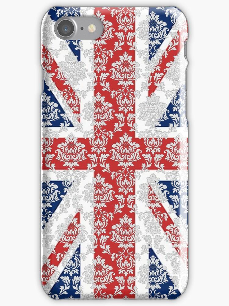 Wallpaper White UK by rapplatt