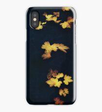 Velvet Leaves iPhone Case/Skin