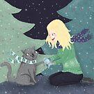 Giving Gifts at Christmas by Sarah Crosby