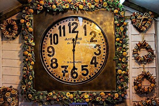Countdown To Christmas by Lynne Morris