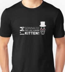 Spirit of Jazz Warm Kitten Unisex T-Shirt