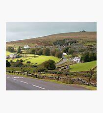 The Dartmoor Inn at Merrivale Photographic Print