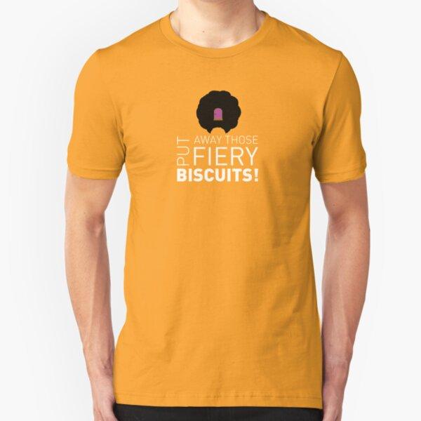 Rudi Van DiSarzio Fiery Biscuits Slim Fit T-Shirt