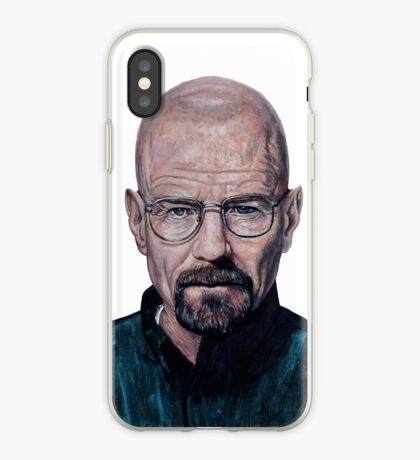 Walter White - Don't Doubt Me iPhone Case