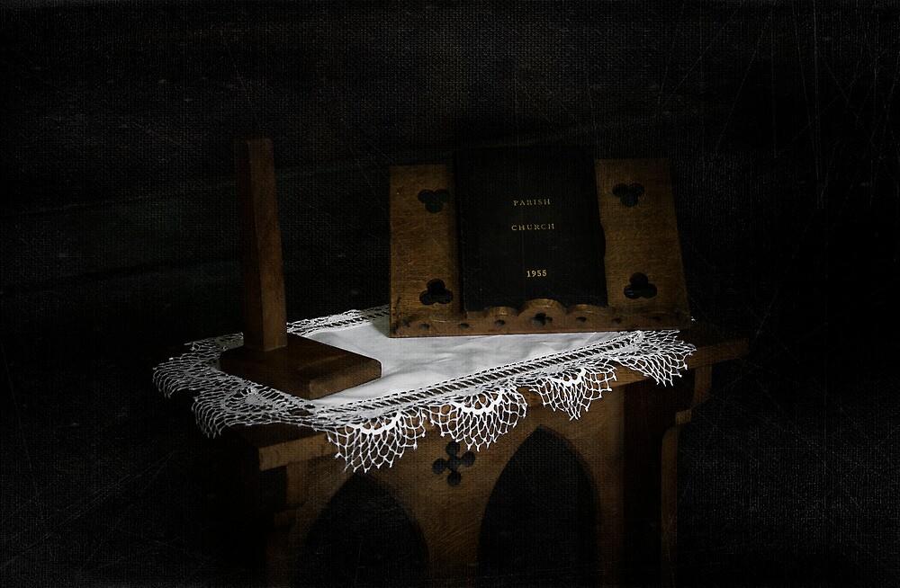 Parish Church Book by Svetlana Sewell