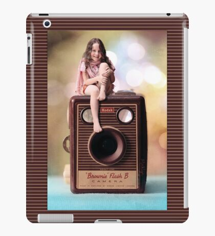 Smile for the Camera! iPad Case/Skin