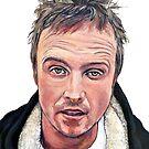Jesse Pinkman by Tom Roderick