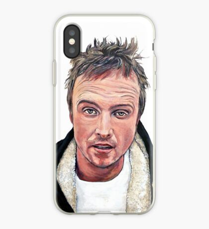 Jesse Pinkman iPhone Case