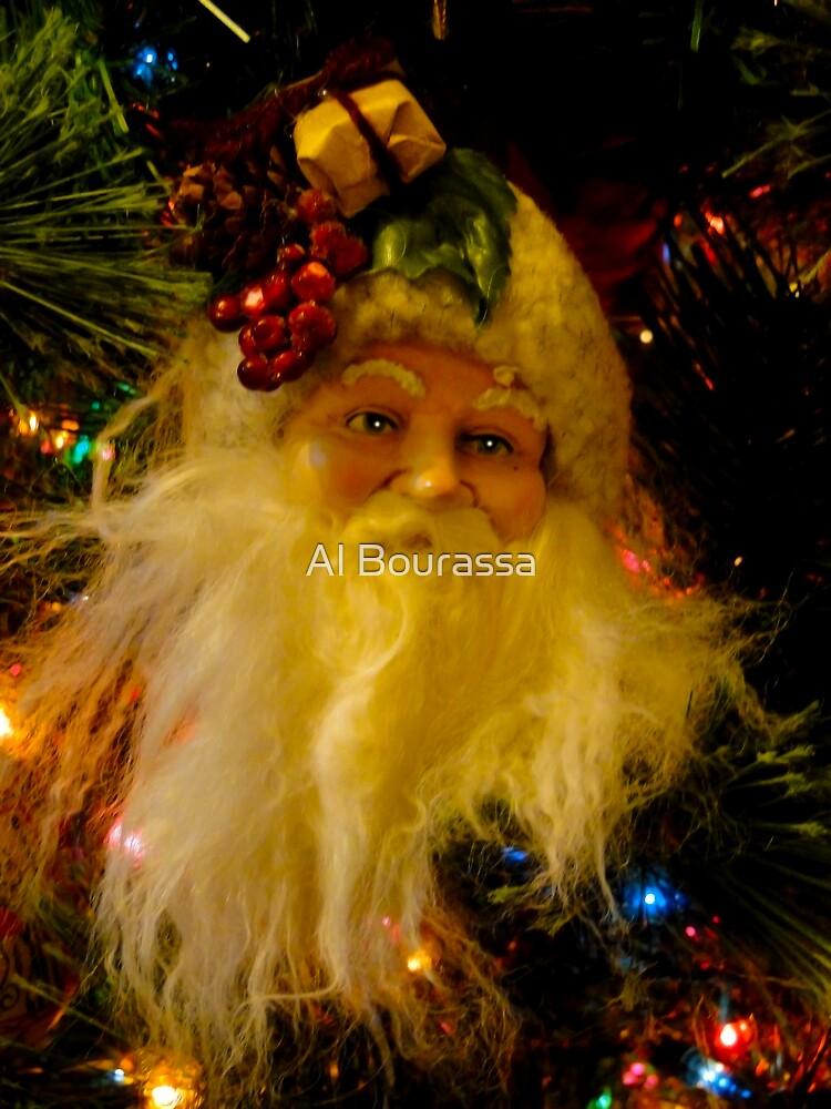 Ho Ho Ho, Merry Christmas by Al Bourassa