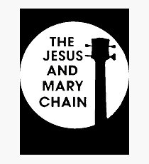 The Jesus and Mary Chain Photographic Print