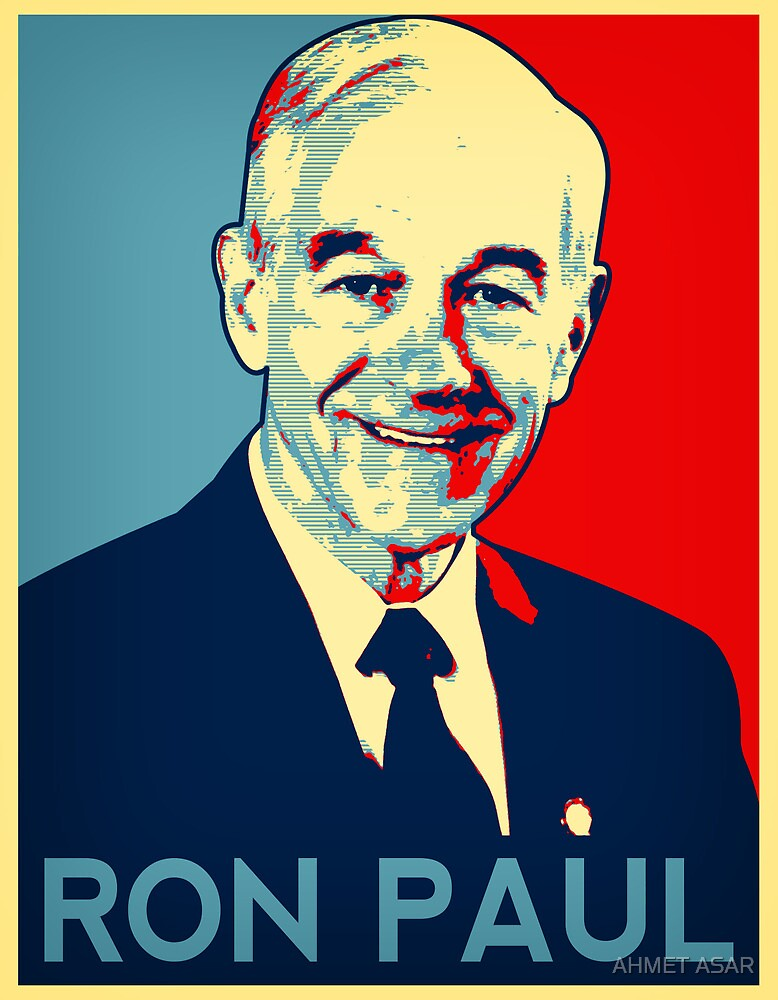 Ron paul 2 by MotionAge Media