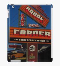 Drunk Corner Bar, Kalamaki, Zante iPad Case/Skin