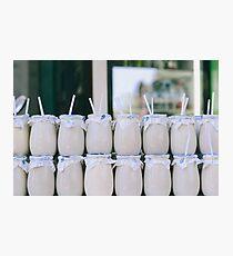 Beijing Yogurt Photographic Print