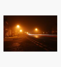 Ilford by Night Photographic Print