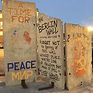 A Piece of the Berlin Wall by angbet31