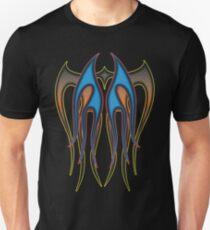 Bat Flames Unisex T-Shirt